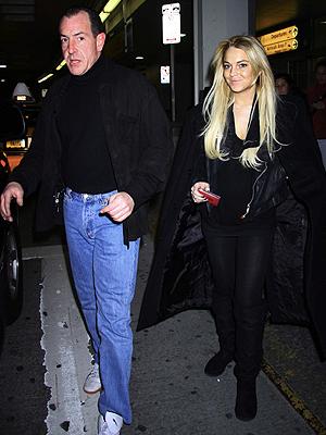 Lindsay Lohan, Michael LOhan, Padres vs hijos