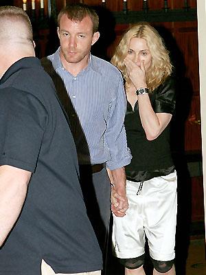 Madonna, Giy Ritchie