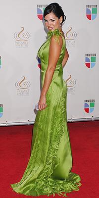 Scarlett Ortiz, Premio Lo Nuestro 2009