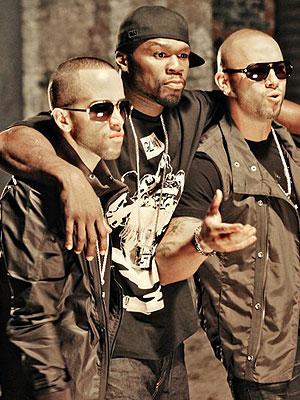 Wisin y Yandel y 50 Cent