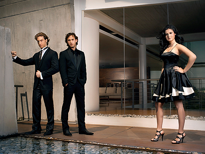 Eugenio Siller, Sebastián Zurita, Allisson Lozz, 50 Más Bellos 2009