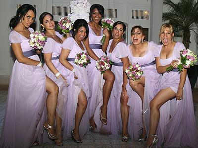 Damas boda Celinés Toribio