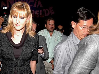 Chantal Andere, Roberto Gómez Fernández
