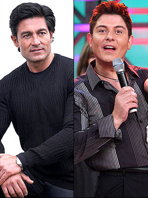 Ernesto Laguardia, Fernando Colunga