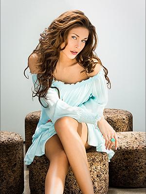 Dayana Mendoza, 50 Más Bellos 2009