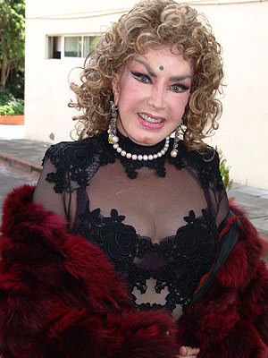 Irma Serrano, La Tigresa
