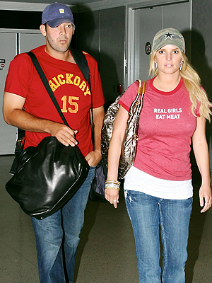 Tony Romo, Jessica Simpson