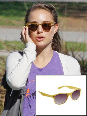 Natalie Portman, El look por menos