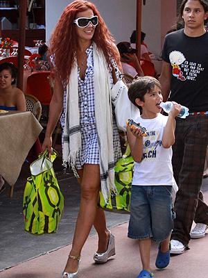 Niurka Marcos, ModaBlog