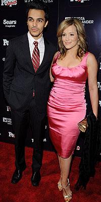 Shalim Ortiz & Leslie Ann, Bodas 2008