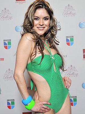 Berenice Guzmán, Nuestra Belleza Latina