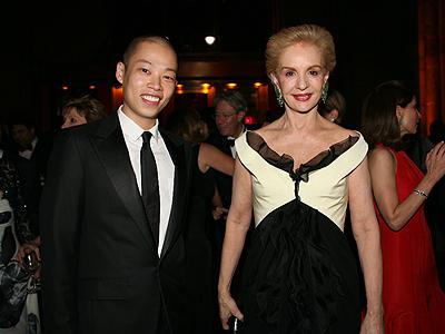 Carolina Herrea, Jason Wu