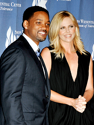 Charlize Theron , Will Smith