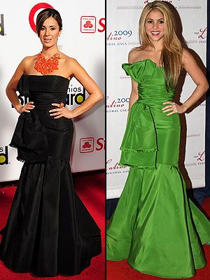 Catherine Siachoque, Shakira, Duelo
