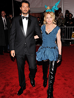 Madonna, Guy Oseary