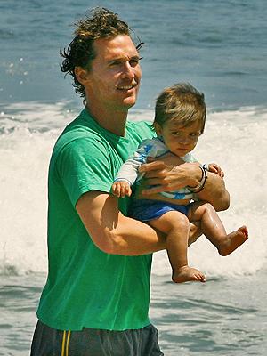 Matthew McConaughey, Levi