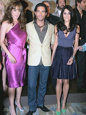 Anette Michel, Víctor González, Paola Nuñez