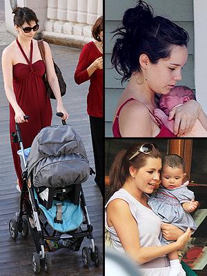 Principal Nuevas Mamás, Susana González, Camila Sodi, Alicia Machado