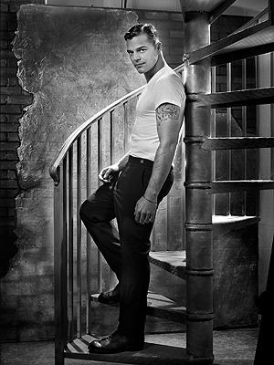 Ricky Martin, 50 Más Bellos 2009