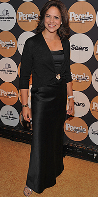 Soledad O'Brien,Bellos Party 09