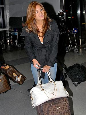 Zuleyka Rivera, Escándalos de aeropuerto