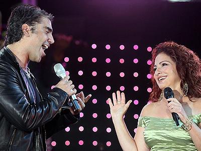 Alejandro Fernández, Gloria Estefan