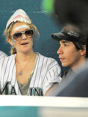 Drew Barrymore, Justin Long