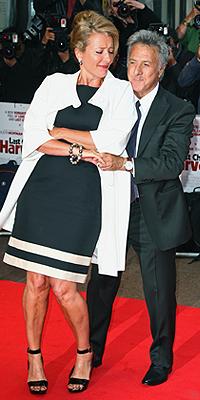 Dustin Hoffman, Emma Thompson