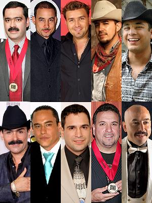 El Chapo de Sinaloa, Fidel Rueda, Germán Montero, Poncho Lizárraga, Lupillo Rivera