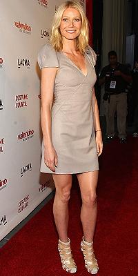 Gwyneth Paltrow, flaquitas