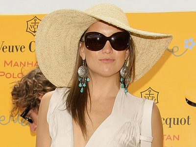 Kate Hudson, Sombreros