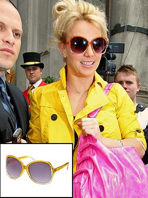 Britney Spears, El look por menos