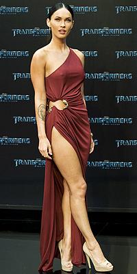 Megan Fox, ModaBlog