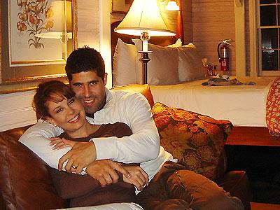 Myrka Dellanos y Ulysses Alonso