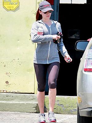 Scarlett Johansson. En Forma con los famosos