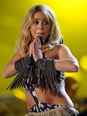 Shakira, Guía de verano