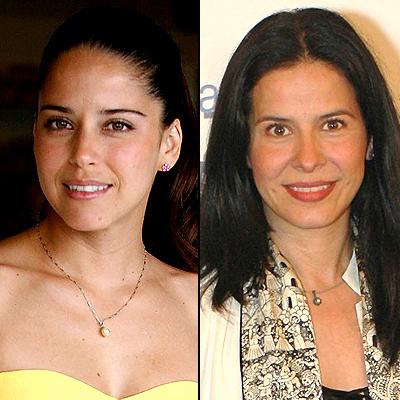 Ana Claudia Talancón y Arcelia Ramírez