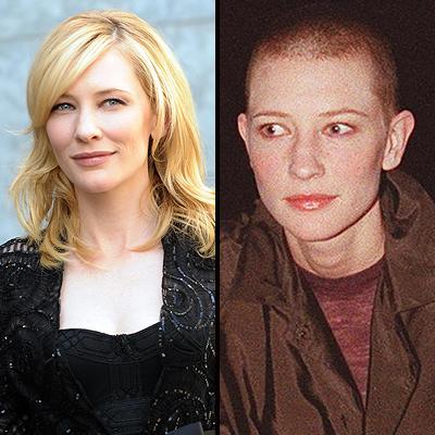 Cate Blanchett, Peludos y pelones