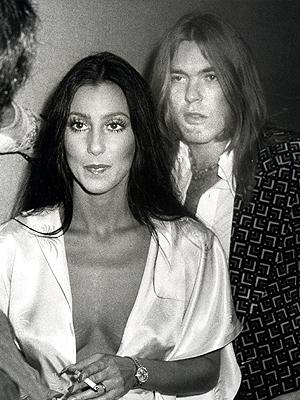 Cher, Gregg Allman, Divorcios Express