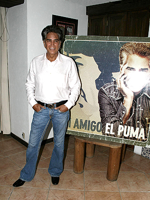 JOsé Luis Rodríguez, El puma