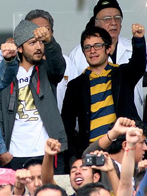 Gael García Bernal, Diego Luna
