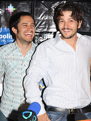 Gael Garcia Bernal y Diego Luna