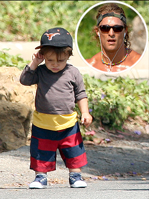 Levi McConaughey, Matthew McConaughey