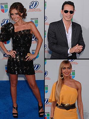 Mejor vestidos Premios Juventud 2009
