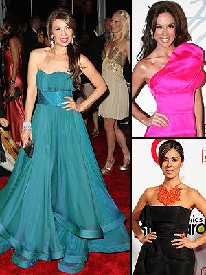 Mejor Vestidas 2009 - Revista Principal