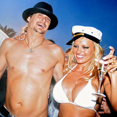 Pamela Anderson, Kid Rock, Divorcios Express