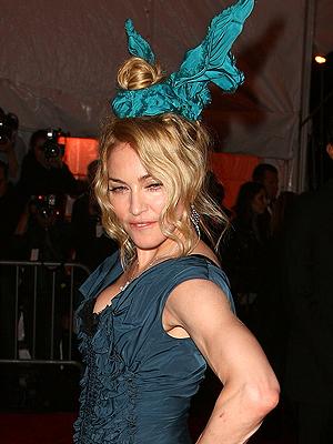 Madonna, Peores peinados
