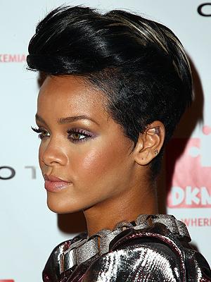 Rihanna, Peores peinados