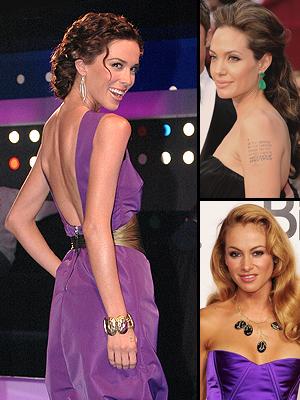 Jacqueline Bracamontes, Angelina Jolie, Paulina Rubio, Mejores Peinados