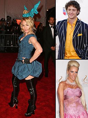Peor vestidos 2009